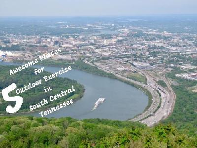 5 Awesome Places for Outdoor Exercise in South Central Tennessee