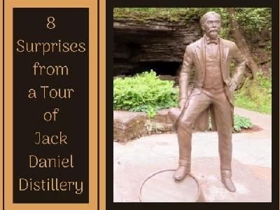 8 Surprises from a Tour of Jack Daniel Distillery