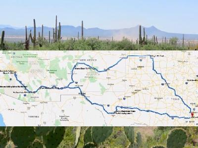 3 Week Southwest USA RV Road Trip