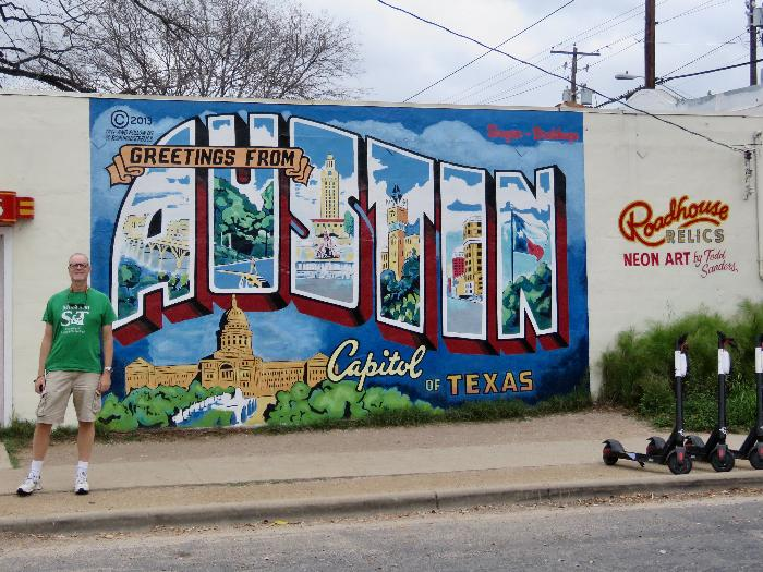Marvelous Mural Mania in South Austin: Find All 32!