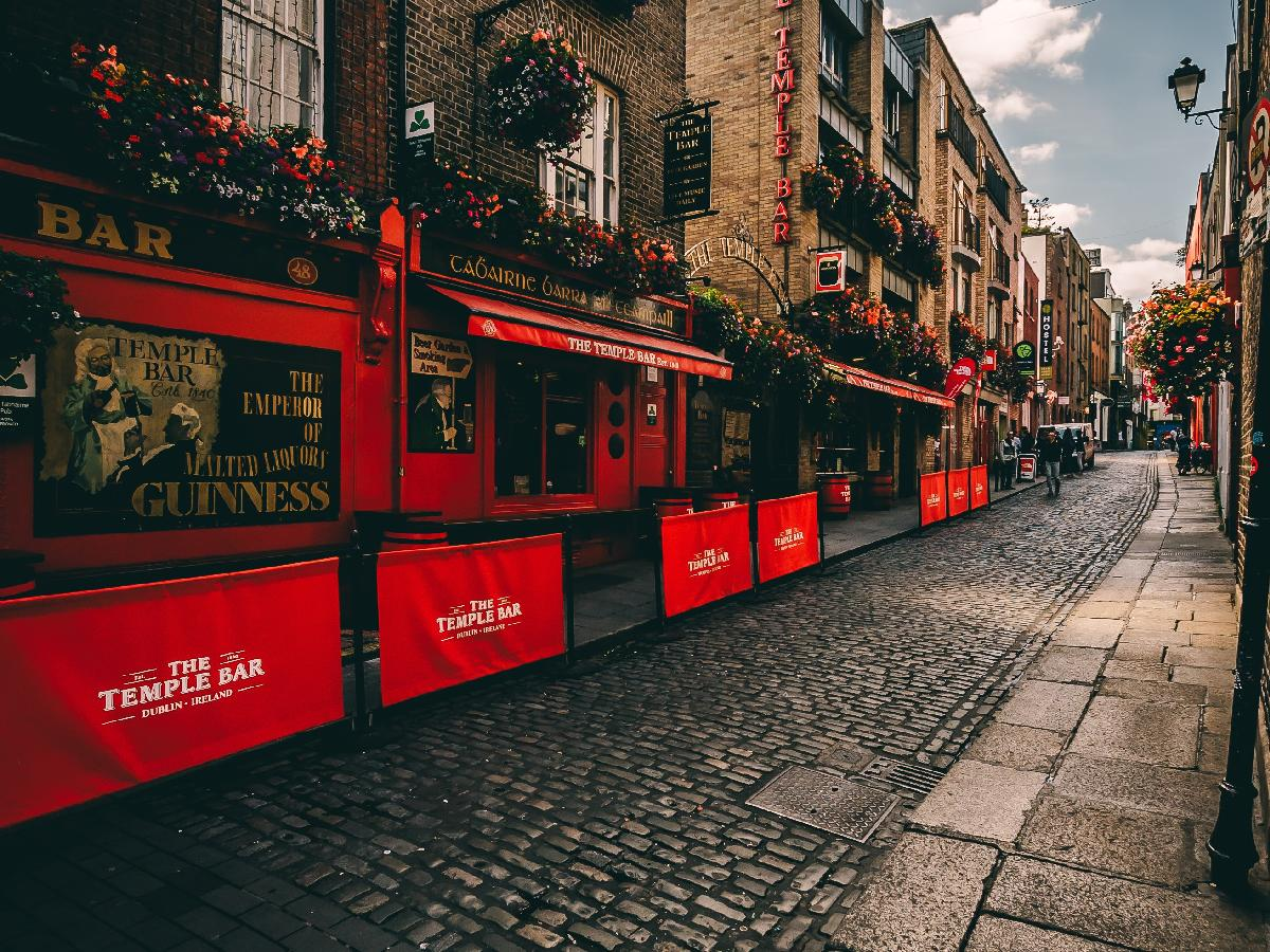 Quick and Magestic Tour of Dublin