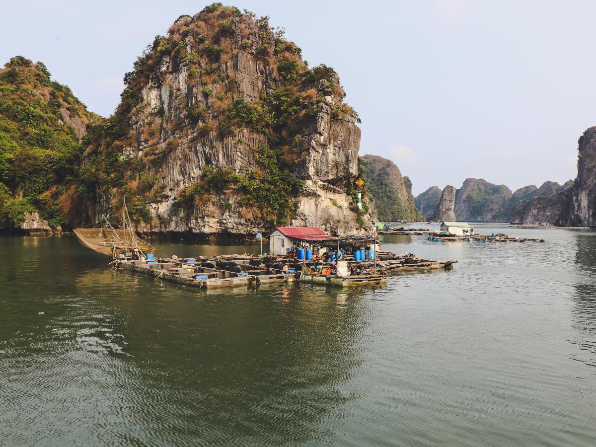 Halong Bay's Airport Makes Travel to Many UNESCO Sites Easier
