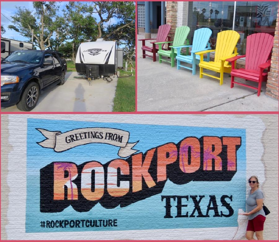 Rock On in Rockport at Circle W RV Ranch