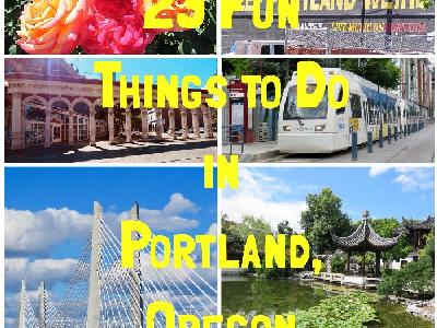23 Fun Things to Do in Portland, Oregon